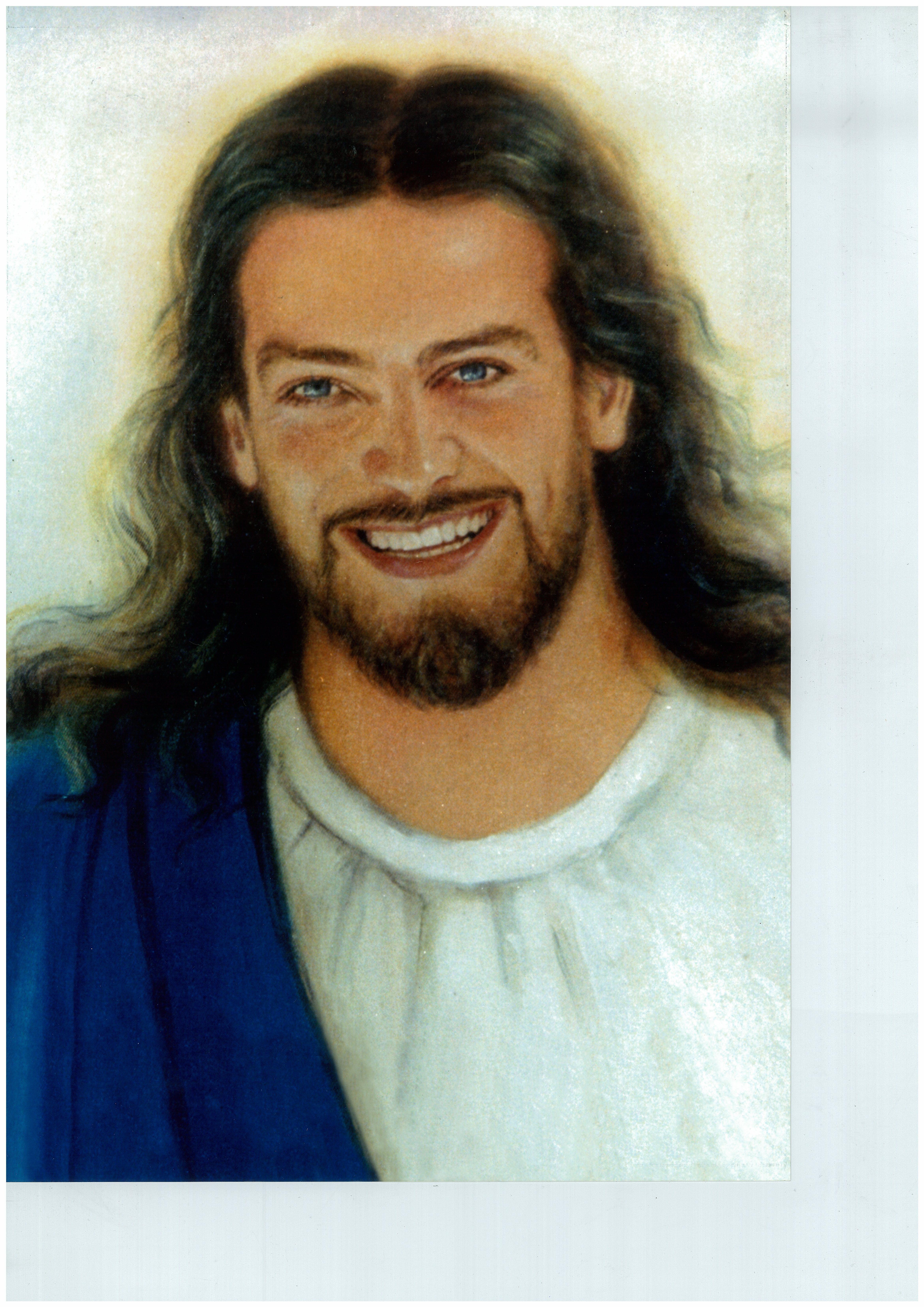 Jesus sorrindo | Nucleu